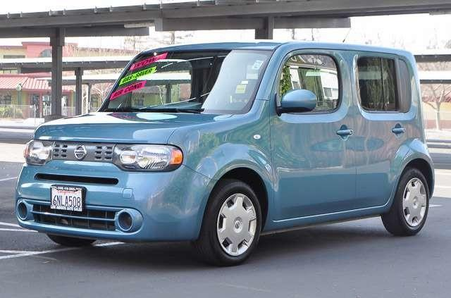 2011 NISSAN CUBE 18 S unspecified we finance everybody having trouble financing a car we gua