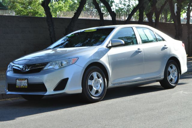 2012 TOYOTA CAMRY L 4DR SEDAN silver we finance everybody having trouble financing a car we gu