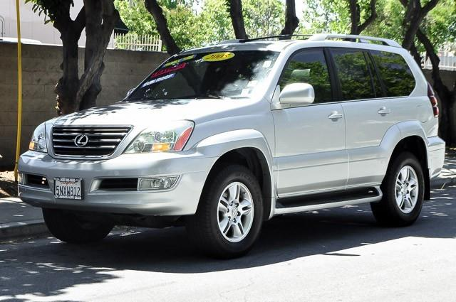 2005 LEXUS GX 470 BASE 4WD 4DR SUV silver we finance everybody having trouble financing a car
