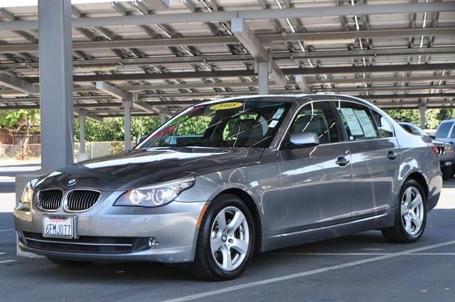 2008 BMW 5 SERIES 535I SEDAN LUXURY gray we finance everybody  having trouble financing a car