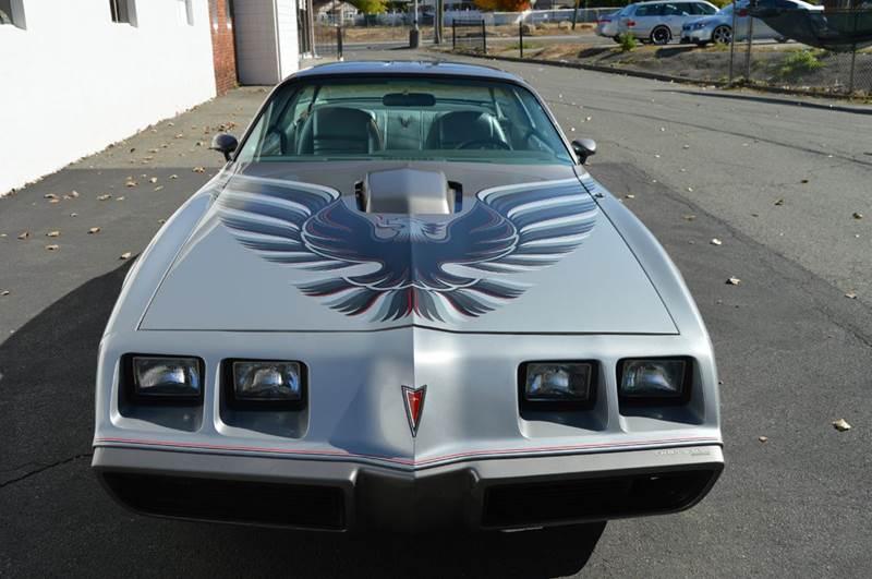1979 Pontiac Firebird Trans Am 10th Anniversary - Springfield MA