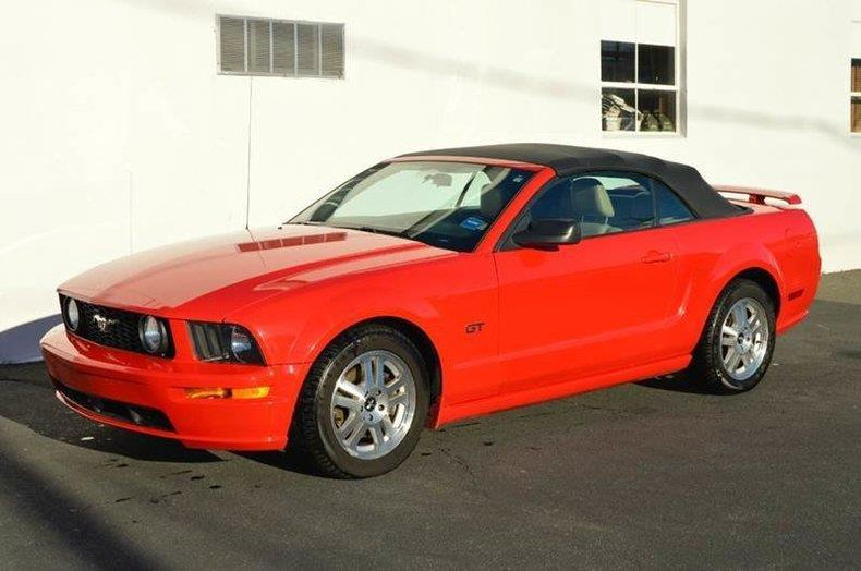 2007 Ford Mustang GT Premium 2dr Convertible - Springfield MA