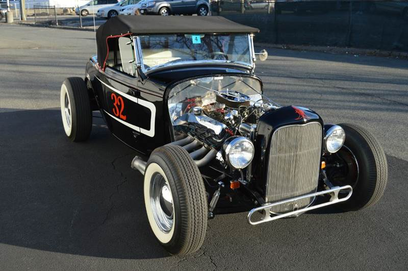 1932 Ford Hot Rod Convertible  - Springfield MA