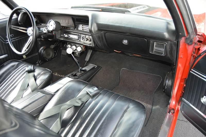 1972 Chevrolet Chevelle SS 454 Tribute - Springfield MA