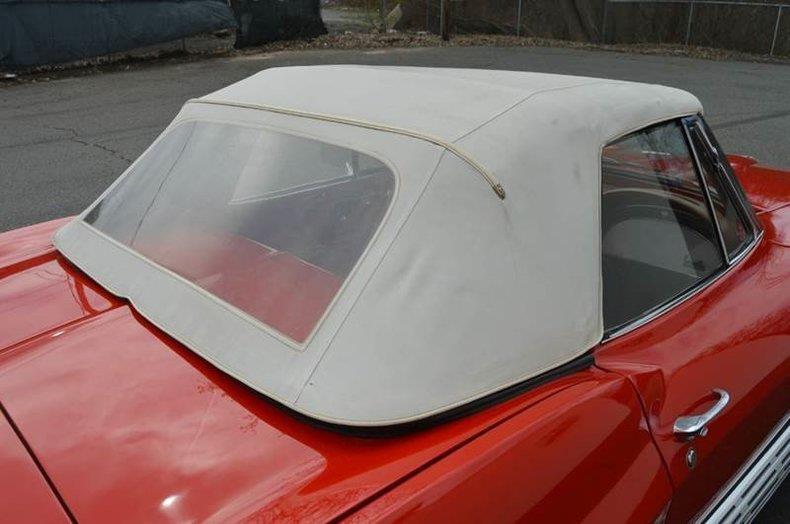 1966 Chevrolet Corvette  - Springfield MA