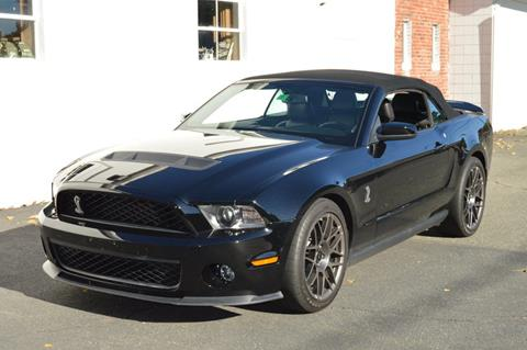 2012 Ford Shelby GT500 for sale in Springfield, MA