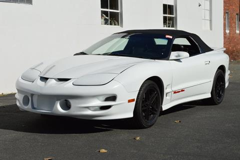2000 Pontiac Firebird for sale in Springfield, MA