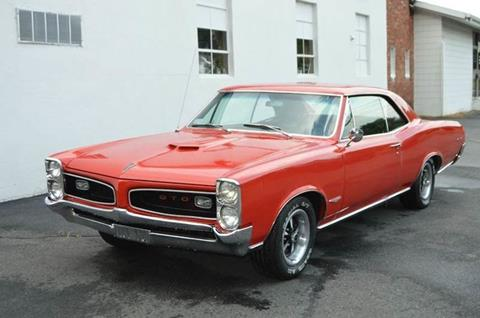1966 Pontiac GTO for sale in Springfield, MA