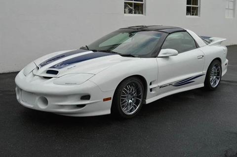 1998 Pontiac Firebird for sale in Springfield, MA