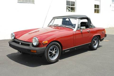 1975 MG Midget for sale in Springfield, MA