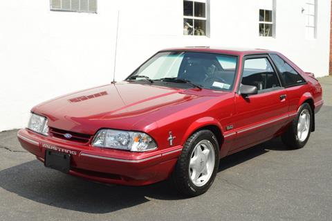 1993 Ford Mustang for sale in Springfield, MA