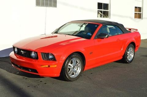 2007 Ford Mustang for sale in Springfield, MA