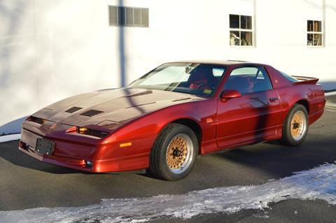1987 Pontiac Firebird for sale in Springfield, MA