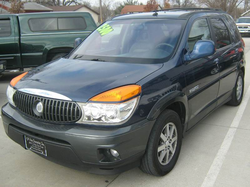 2003 buick rendezvous awd cxl 4dr suv in des moines ia. Black Bedroom Furniture Sets. Home Design Ideas