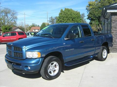 2004 Dodge Ram Pickup 1500 for sale in Des Moines, IA