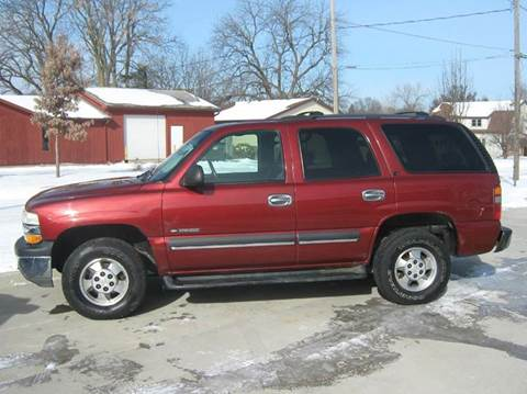 Chevrolet Tahoe For Sale Des Moines Ia