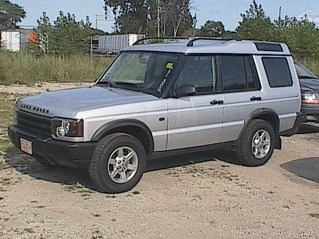 Land rover discovery for sale in illinois for 1 sherwood terrace lake bluff il