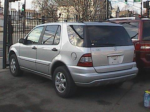 2004 mercedes benz m class for sale illinois for 2004 mercedes benz ml350 for sale