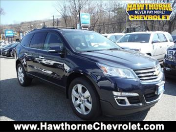 2017 Chevrolet Traverse for sale in Hawthorne, NJ