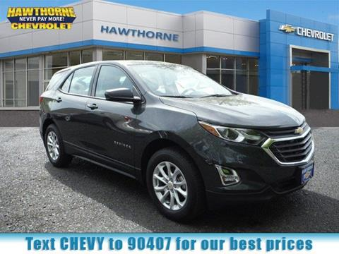 2018 Chevrolet Equinox for sale in Hawthorne NJ