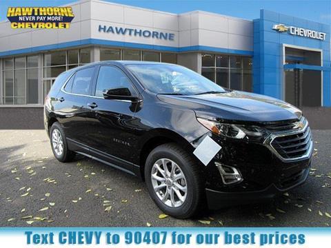 2018 Chevrolet Equinox for sale in Hawthorne NJ