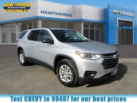 2018 Chevrolet Traverse for sale in Hawthorne NJ