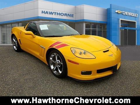 2010 Chevrolet Corvette for sale in Hawthorne, NJ