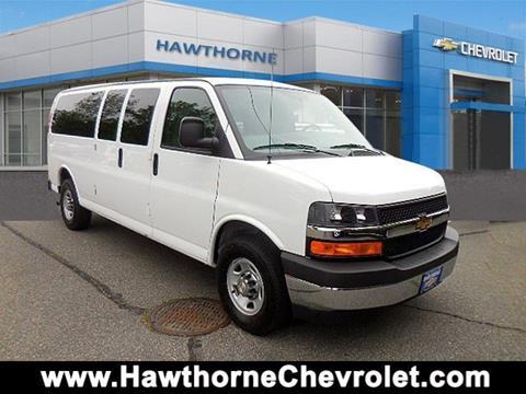 2017 Chevrolet Express Passenger for sale in Hawthorne, NJ