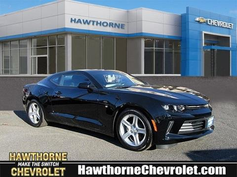 Chevrolet Camaro For Sale In New Jersey Carsforsale Com