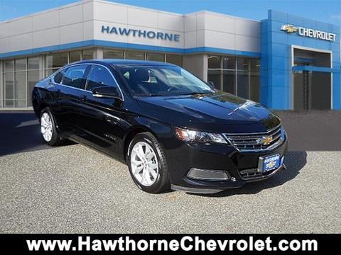 2017 Chevrolet Impala for sale in Hawthorne, NJ