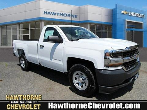 2017 Chevrolet Silverado 1500 for sale in Hawthorne, NJ