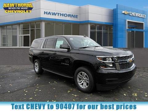 2018 Chevrolet Suburban for sale in Hawthorne, NJ