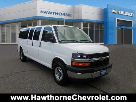 2017 Chevrolet Express Passenger for sale in Hawthorne NJ