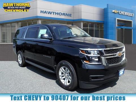 2017 Chevrolet Suburban for sale in Hawthorne NJ