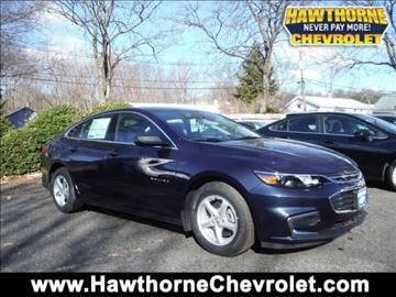 2017 Chevrolet Malibu for sale in Hawthorne, NJ