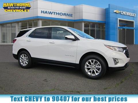 2018 Chevrolet Equinox for sale in Hawthorne, NJ