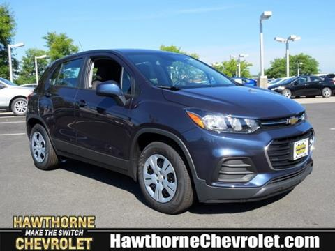 2018 Chevrolet Trax for sale in Hawthorne, NJ