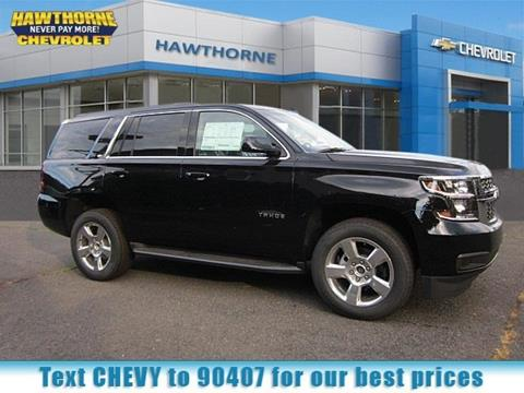 2017 Chevrolet Tahoe for sale in Hawthorne NJ