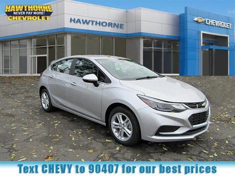 2018 Chevrolet Cruze for sale in Hawthorne, NJ