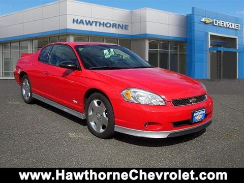 2006 Chevrolet Monte Carlo for sale in Hawthorne NJ