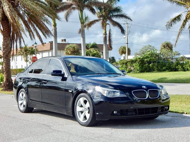 2007 bmw 5 series 530i 4dr sedan in lake park fl ve auto gallery llc rh veautogallery com 2007 BMW M5 Sedan 2007 BMW M3 Sedan