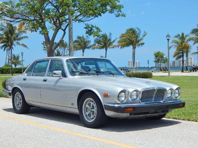 1983 Jaguar XJ-Series