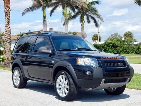 2004 Land Rover Freelander For Sale in Arkansas - Carsforsale.com