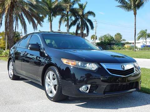 2013 Acura TSX for sale in Lake Park, FL