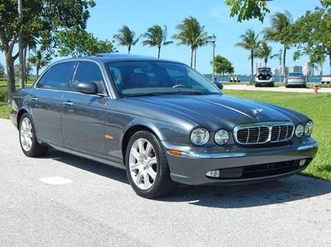 2005 Jaguar XJ-Series