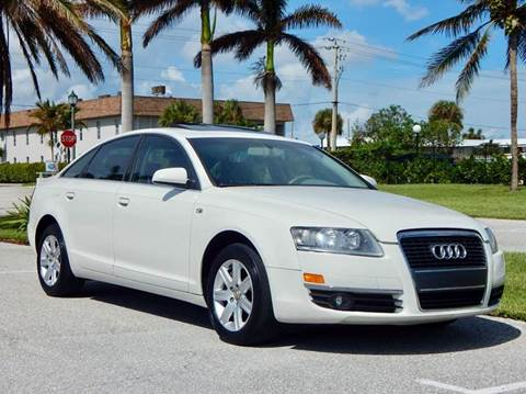 2006 Audi A6 for sale in Lake Park, FL