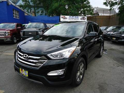 2014 Hyundai Santa Fe Sport for sale in Malden, MA