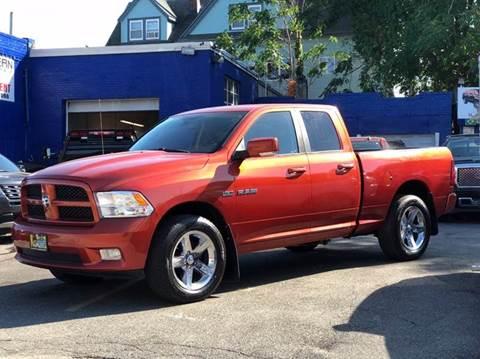 2009 Dodge Ram Pickup 1500 for sale in Malden, MA