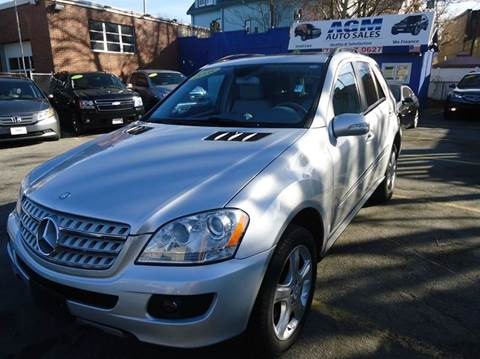 Used Mercedes Benz M Class For Sale In Malden Ma
