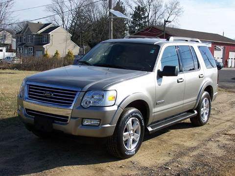 2008 ford explorer for sale in new jersey. Black Bedroom Furniture Sets. Home Design Ideas